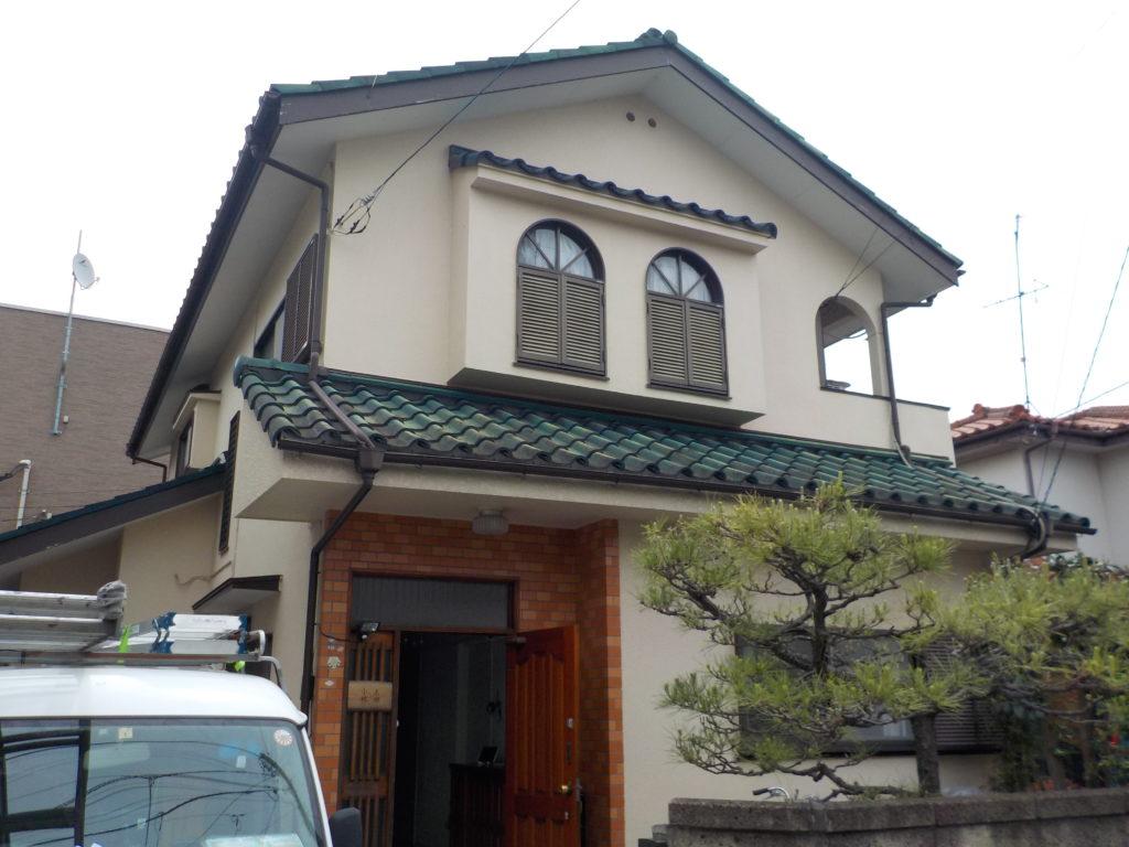町田市で屋根外壁塗装なら絆