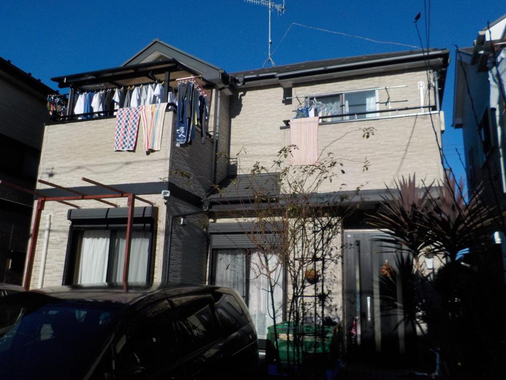 町田市、相模原市の外壁塗装、塗り替え