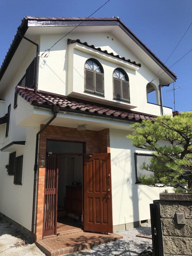 町田市で屋根外壁塗装をするなら