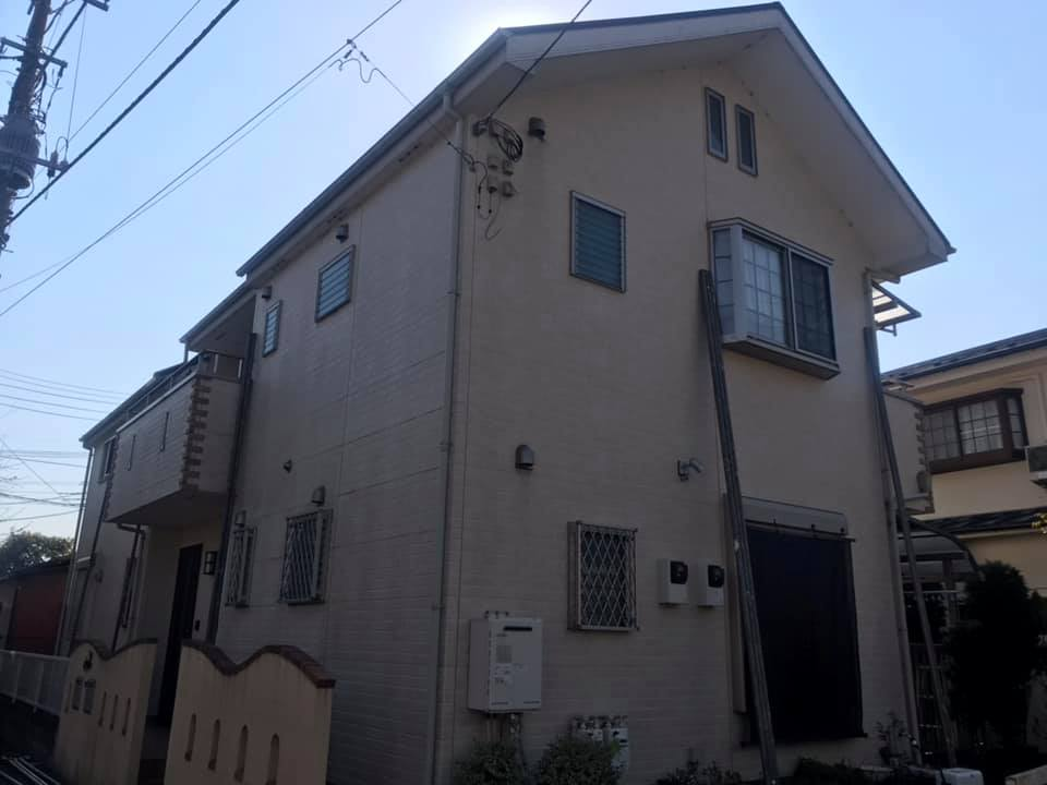 相模原市、町田市、八王子市の外壁塗装、塗り替えは絆へ