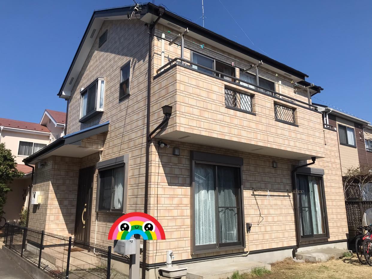 相模原市、町田市、八王子市の外壁・屋根塗装工事
